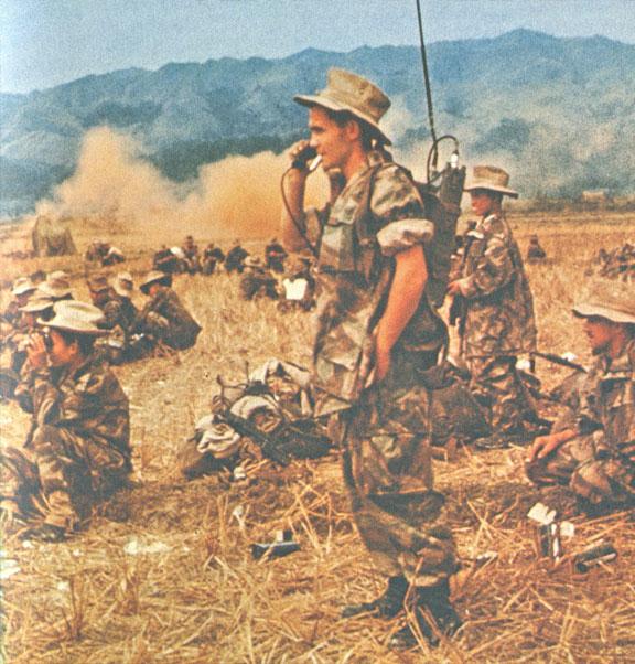 La Guerre de l'Indochine